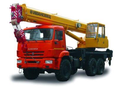 Ивановец КС-45717К-3