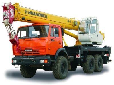 Ивановец КС-35714К-2-10