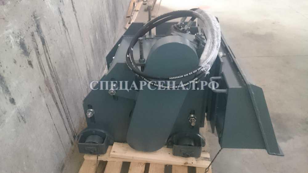 Фреза дорожная FD-400 на мини-погрузчик