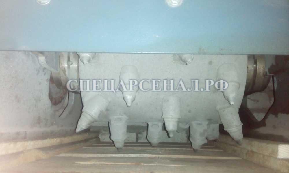 Фреза дорожная FDT-400 гидравлическая на МТЗ
