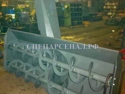 Шнекоротор СО2-2,5 ГП на МТЗ