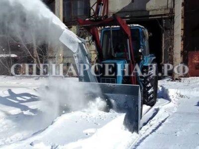 Снегоочиститель шнекороторный СО1-2,0 ГП
