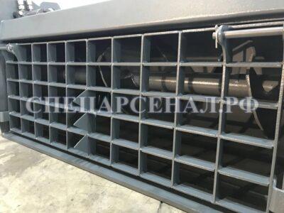 Ковш бетоносмесительный КБЭ-1,0 на экскаватор