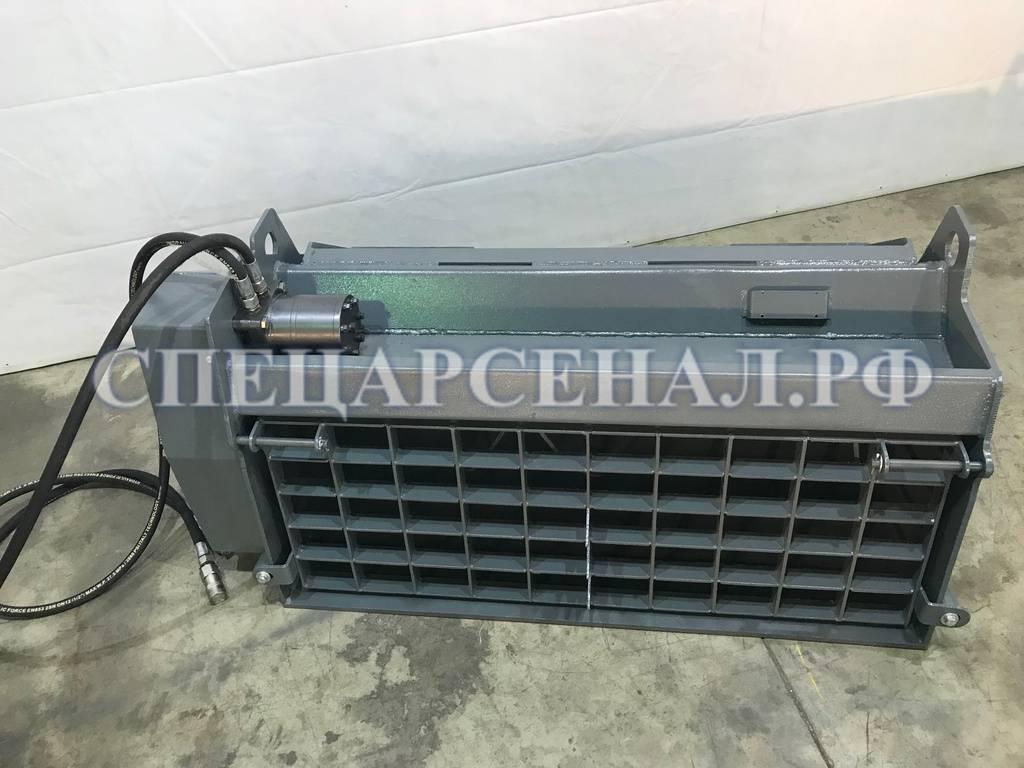 Ковш бетоносмесительный КБТ-0,6 на МТЗ-80/82