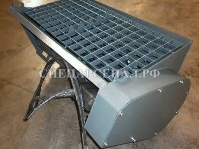 Ковш бетоносмесительный КБМ-0,15