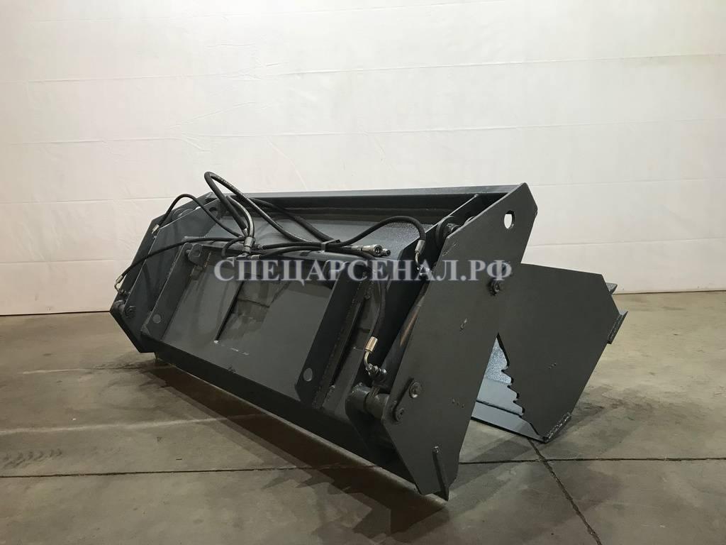 Ковш челюстной КЧМ-1,7 для минипогрузчика