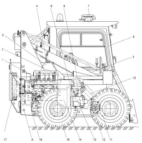 мксм-800 двигатель