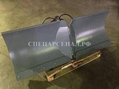 Отвал поворотный ОБМ-1,8Г клиновидный