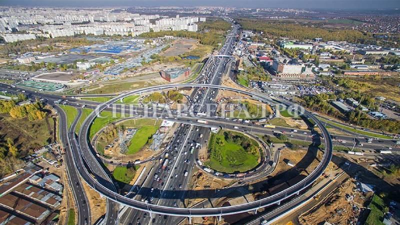 развитие дорожной инфраструктуры страны