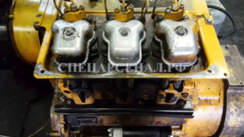 двигатель мксм-1000