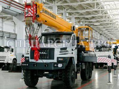 Автокран КС-45717-4В