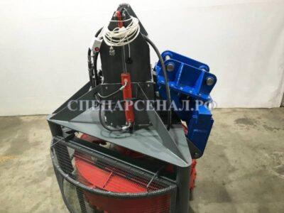 Фреза FLP-1200 для люков